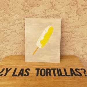 Other - Elote Mexican wall art canvas decor